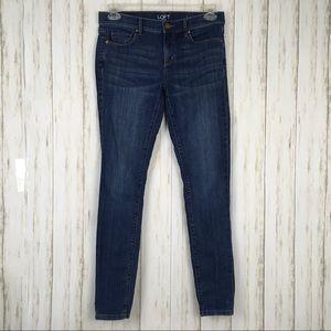 Loft Outlet Modern Skinny Denim Jeans